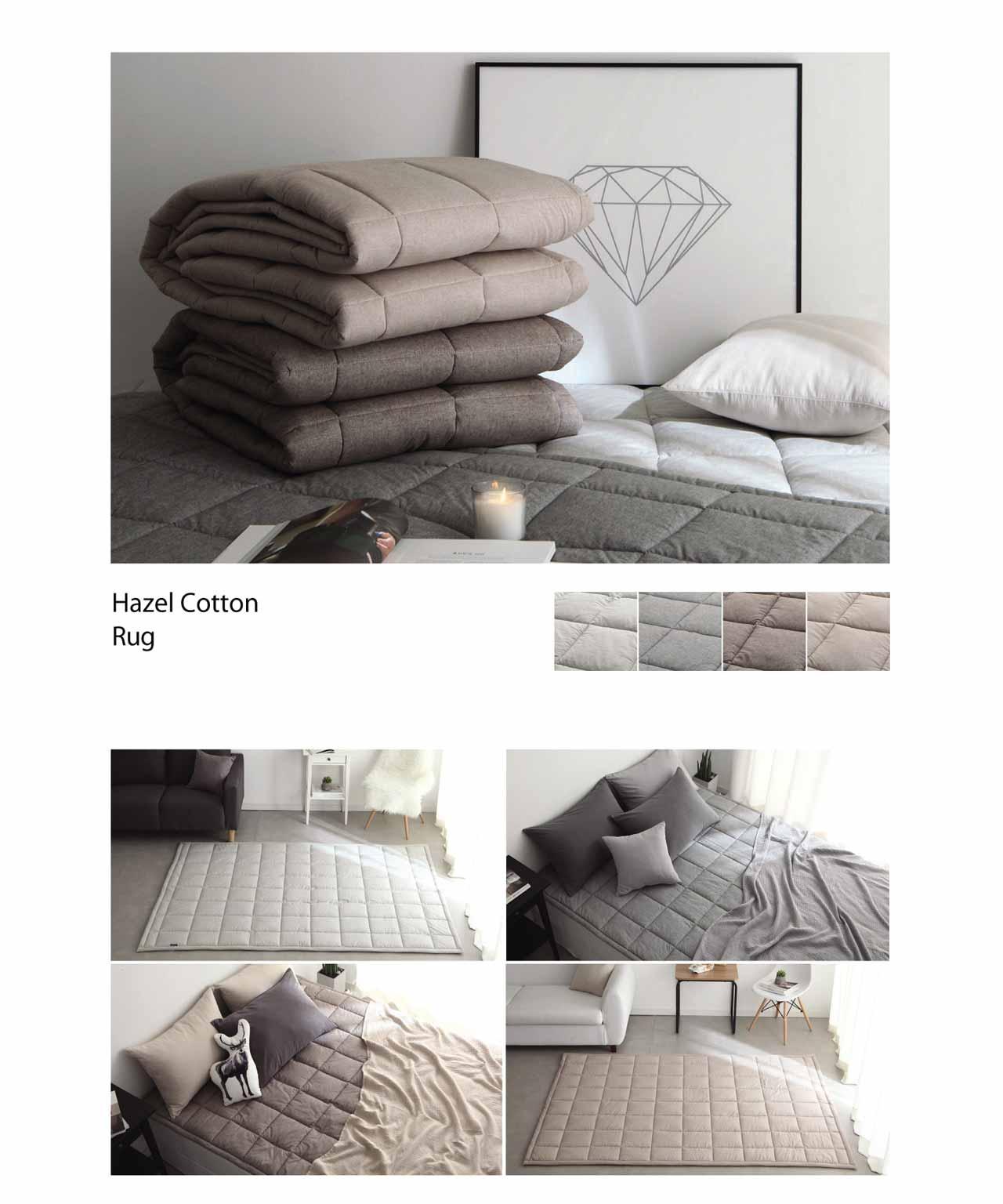 Tấm trải giường cao cấp Hàn Quốc