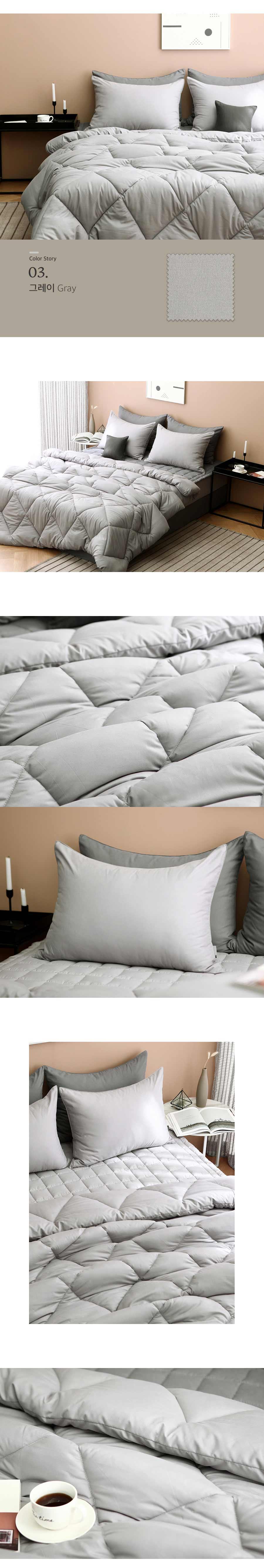 Rising Comforter Pillow cover set 4